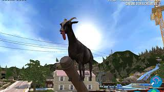 The Lion King Renfence In Goat Simulator