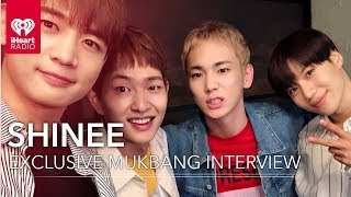 "SHINee Mukbang + Group Dance To Taemin's ""Move""! 