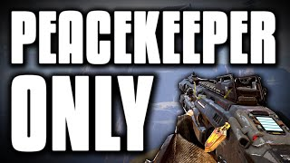 PEACEKEEPER ONLY CHALLENGE | NRG ACEU
