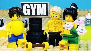 Lego Ninjago Fat Ninja Holiday Gym Adventure