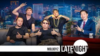 The LATE NIGHT with Miko - Molboyz (eps29)