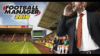 FOOTBALL MANAGER 2016 SERIES PLANS! - Arsenal Let's Play & Lower League Management