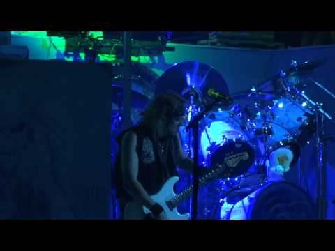 Iron Maiden Seventh Son of a Seventh Son Live Montreal 2012 HD 1080P