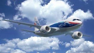 FBNC-Nga ra mắt máy bay dân dụng cỡ vừa mới