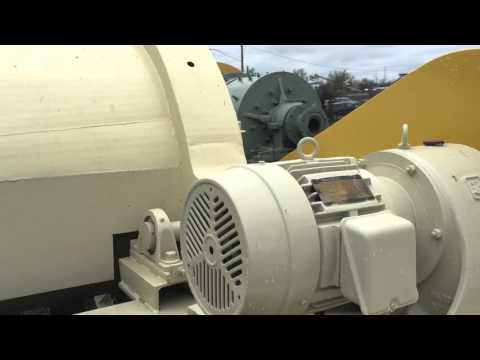 6K-53 1 Unit - VANCOUVER ENGINEERING WORKS 3' x 3' Ball Mill with 7.5 HP Motor (3 of 3)