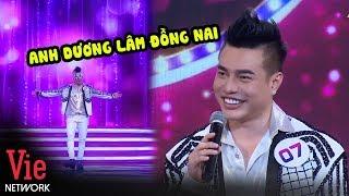 Anh Dương Lâm Đồng Nai Đã Chinh Phục Giấc Mơ Ca Sĩ Của Đời Mình l Ca Sĩ Bí Ẩn 2019 Full HD