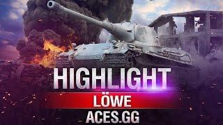 Все еще в строю! Lowe в World of Tanks на карте Промзона