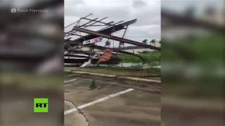 Así arrasó Panama City el huracán Michael