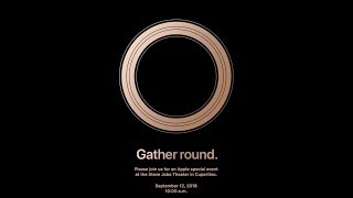 Apple Announces September 12th Event: iPhone XS, Apple Watch 4, and More