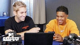 Justin Combs & Nev Investigate Cherie's Situation | Catfish: The TV Show