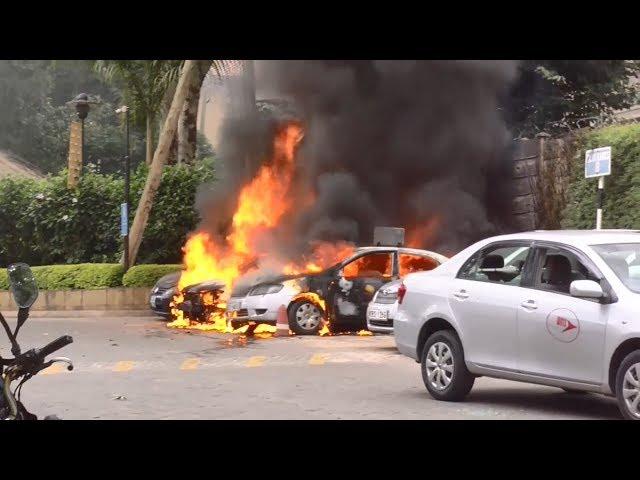 肯亞首都飯店遭恐攻7死8傷 青年軍坦承犯案