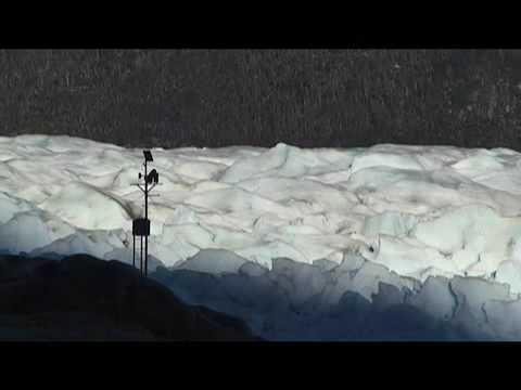 Monitoreo Lago Cachet-2, Glaciar Colonia, Chile