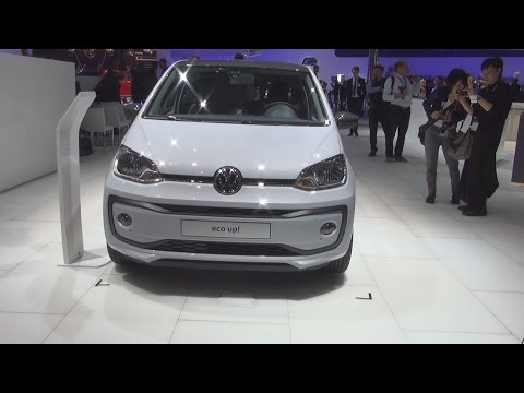 Volkswagen Eco Up! 1.0 MPI 68 hp (2016) Exterior and Interior in 3D