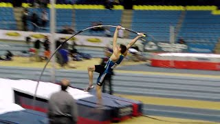 Fly high pole vault mix