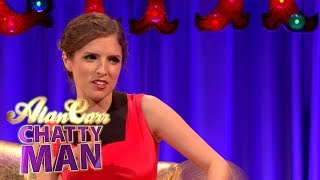 Anna Kendrick Chats About Pitch Perfect | Full Interview | Alan Carr: Chatty Man with Foxy Games