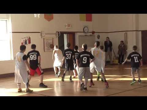 Champlain-Rouses Point - Ellenburg 5&6 Boys 1-18-14