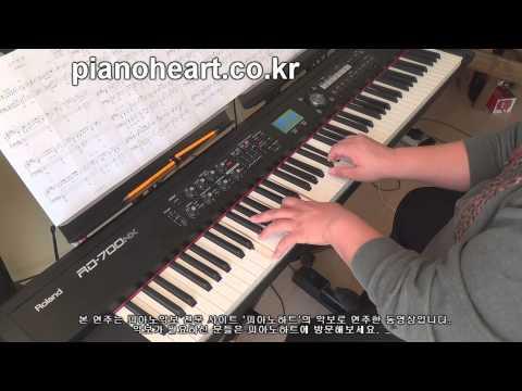 임창정(Lim Chang Jung) - 소주 한 잔(Soju One Shot) 피아노 연주,RD-700NX