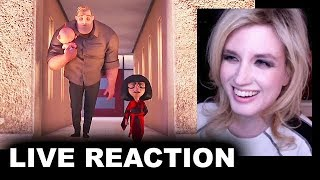 The Incredibles 2 Olympics Trailer REACTION