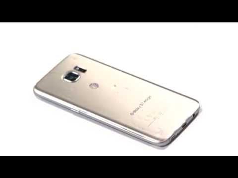Slickwraps Samsung Galaxy S7 Edge Naked Series Installation Video