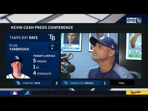Tampa Bay Rays vs Kansas City Royals