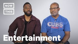 BlacKkKlansman Extended Interview with Ron Stallworth and John David Washington | NowThis