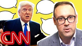 Wait, what? Trump's wildest lines of 2018 | With Chris Cillizza