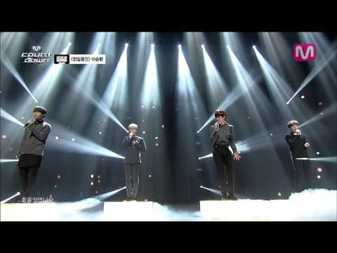 [레전드100-Song]비투비_천일동안(For Thousand Days by BTOB@ MCOUNTDOWN 2014.3.13)