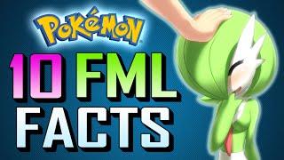 10 SHOCKING Pokemon Facts and Secrets   Pokemon FEET #15