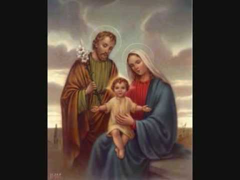 Familia de Nazareth - Villancico Navideño