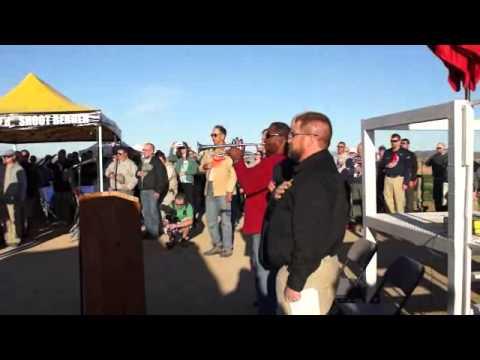 2015 Southwest Nationals Range Dedication Ceremony