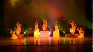 Múa: Vũ Khúc Đêm Trăng - Nhà Hát Ca Múa Nhạc Quân Đội