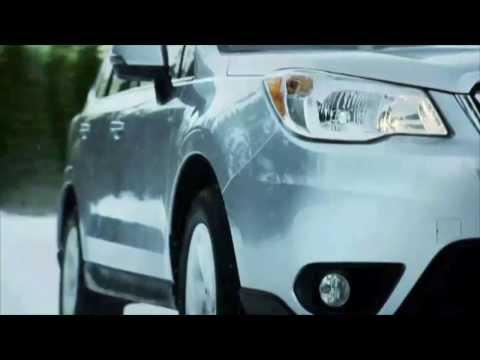 Uus Subaru Forester