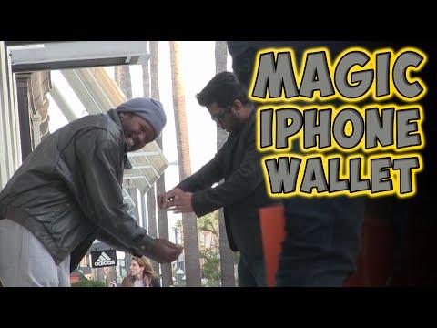 Магична апликација за мобилен телефон