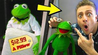 Kermit the Door Salesman! (GONE WRONG)