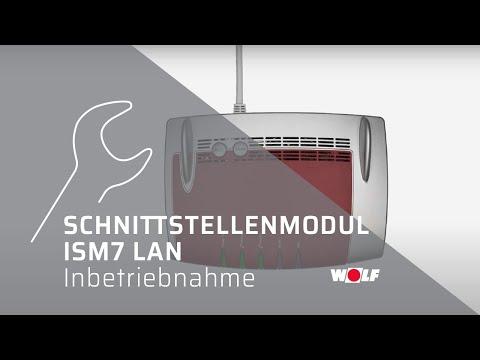 Wolf ISM 7i - LAN/WLAN-Schnittstellenmodul