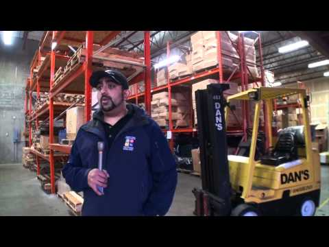 Warehouse Training
