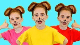 Five Little Monkeys | Nursery Rhymes Song & Kids Songs | Dance VideoClip 2019