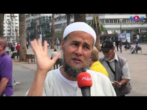 بالفيديو : مواطنون مغاربة يعزون عائلات ضحايا رمي الجمرات