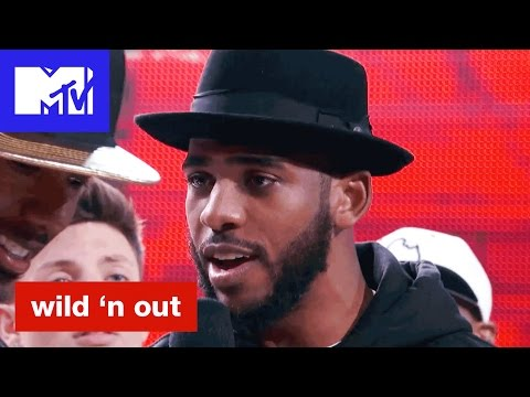 Chris Paul Takes LA Clippers Jokes From Nick Cannon & DC Young Fly | Wild 'N Out | #Wildstyle