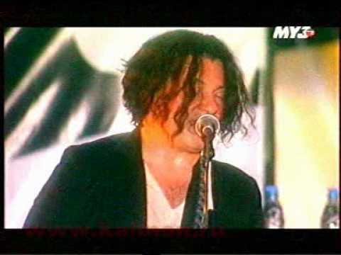 Агата Кристи - Моряк (Live) Нашествие 2005