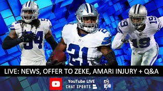 Dallas Cowboys Report With Tom Downey (August 22nd)