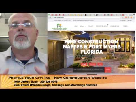 New Construction Website offered by Profile Your City, Inc.