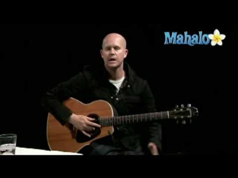 How to Play Hallelujah by Jeff Buckley On Guitar