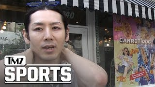 Kobayashi Says Joey Chestnut Is A Cheater, Questions Hot Dog Record!