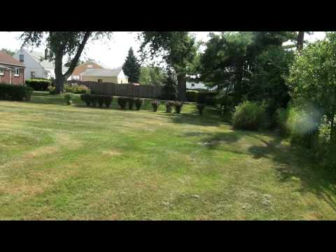 SOLD - 320 Grover Cleveland Highway -- Backyard Tour