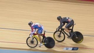 Men's Sprint 1/16 Final Repechages - London 2012 Olympics