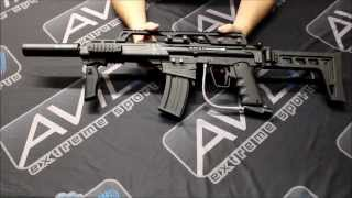 Маркер Empire BT-4 Slice G36 Elite BLACK