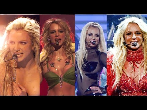 Britney Spears - All Award Show Performances