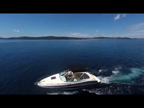 Viper 203 motor boat