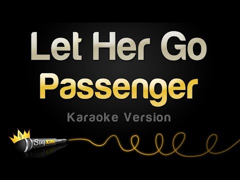 Baixar Passenger - Let Her Go (Karaoke Version)